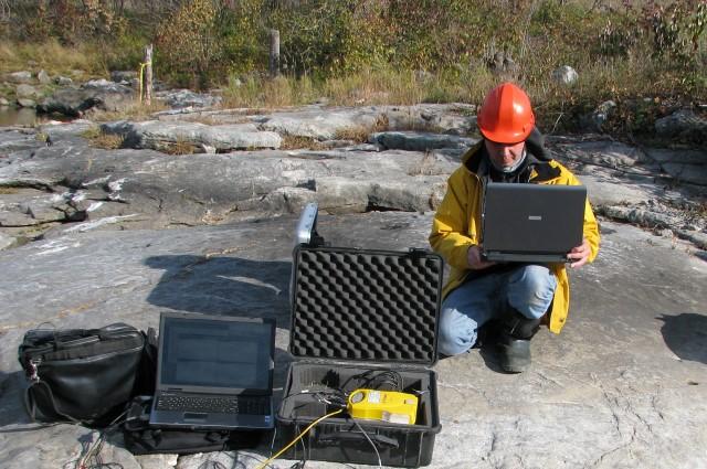 Ground Application rock properties