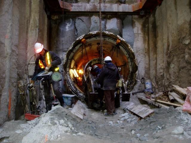 Tunnel Investigations