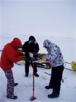 Ground Techniques Georadar Permafrost